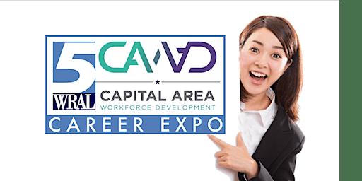 WRAL Capital Area Career Expo for Jobseekers!