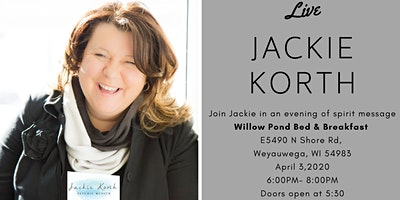 Evening with Psychic Medium Jackie Korth - Willow