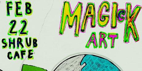 Magick Art tickets