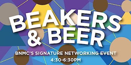 Beakers & Beer tickets