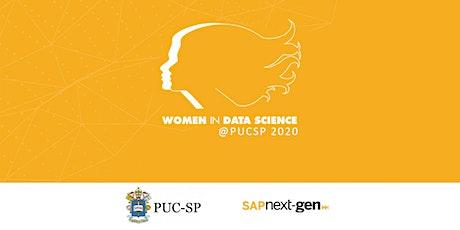 Woman in Data Science @PUCSP 2020 ingressos