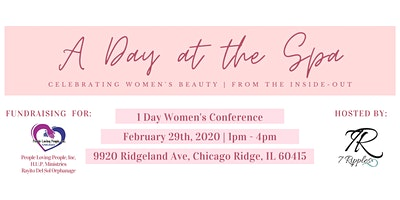 A Day at the Spa - Women's Conference
