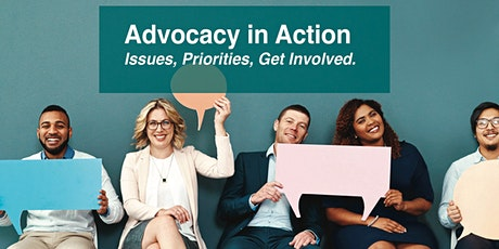 Advocacy in Action: Issues, Priorities, Get Involved tickets