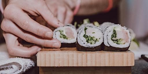 Sushi 101 with Dr. Sushi