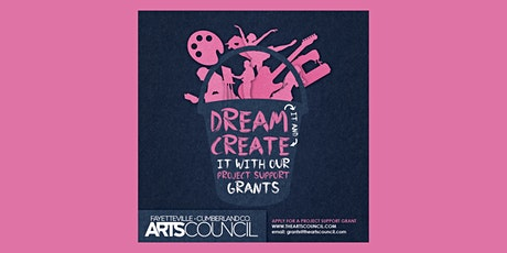 Project Support Grants Workshop tickets