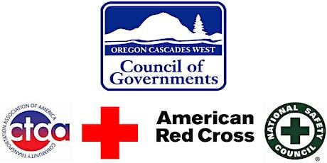 Cascades West Training Center Classes 2020 tickets