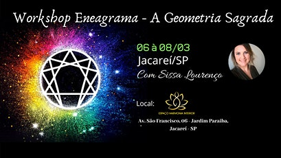 Workshop Eneagrama - A Geometria Sagrada ingressos