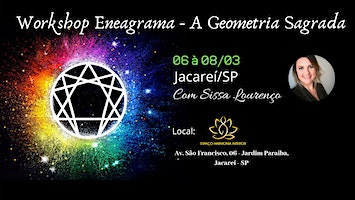 Workshop Eneagrama - A Geometria Sagrada