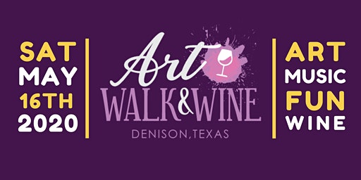 Art, Walk and Wine