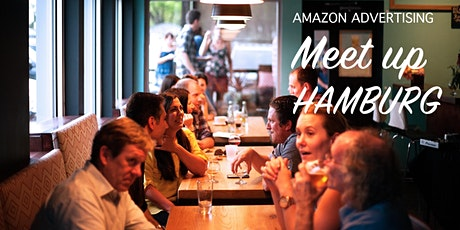 Amazon Advertising Stammtisch Hamburg | no.7 Tickets