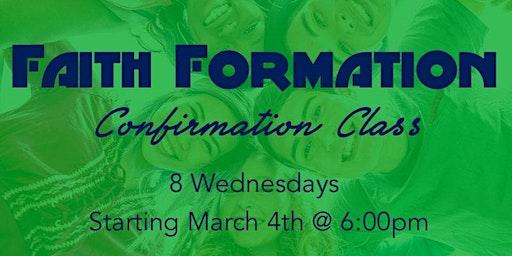 Faith Formation Class