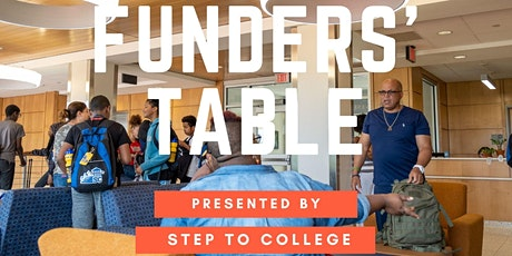 Step to College 2020 Funders' Table tickets