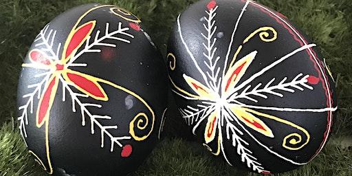 Make Your Own Ukrainian Easter Egg!