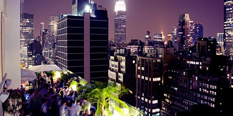 Free SKY ROOM SATURDAY  NIGHT PARTY |NYC Tallest Rooftop Bar Lounge tickets