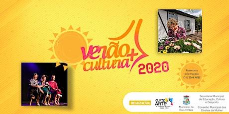 Verão + Cultura 2020 ingressos