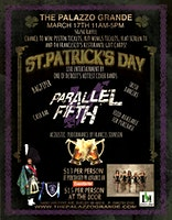 The Palazzo Grande Presents: St. Patrick's Day