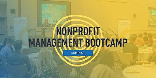 Nonprofit Management Bootcamp