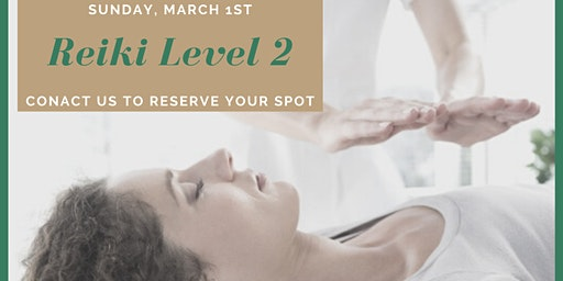 Reiki Level 2 Training & Certification + Sound Healing 101