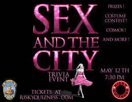 Sex and the City Trivia Event!