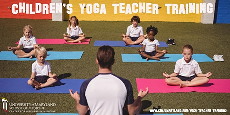 Children's Yoga Teacher Training 2020 (Virtual) tickets