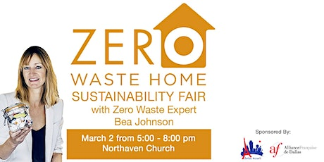 Zero Waste Home Sustainability Fair with Bea Johnson tickets