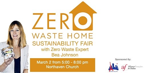 Zero Waste Home Sustainability Fair with Bea Johnson