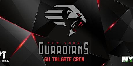 Guardians G11 Tailgate Crew (Guardians VS Wildcats ) tickets