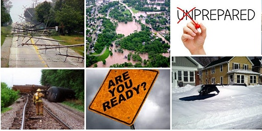 RACINE COUNTY PUBLIC-PRIVATE PARTNERSHIP-Severe Weather Safety