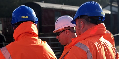 Rail Track Engineering - New Careers Open Day - Burslem Centre tickets