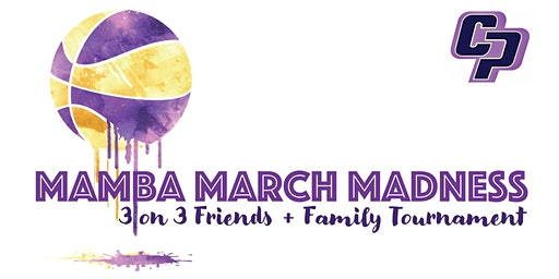 March Mamba Madness 3 on 3 Basketball Tournament