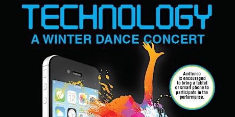 Technology: A Winter Dance Concert tickets