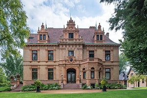 Magic Chef Mansion Historic House Tour