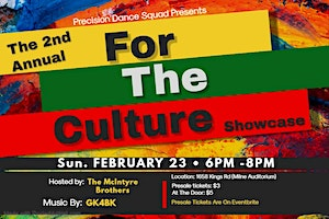 For The Culture Showcase