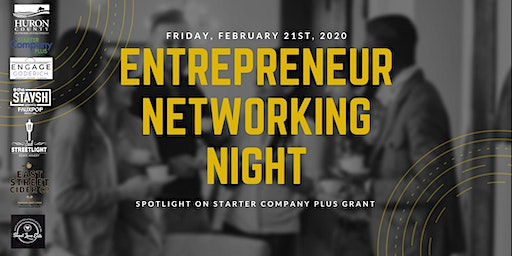 Entrepreneur Networking Night