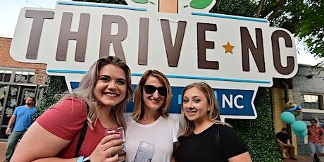 Thrive NC Festival 2020 tickets