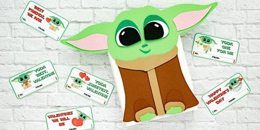 Craft a Baby Yoda