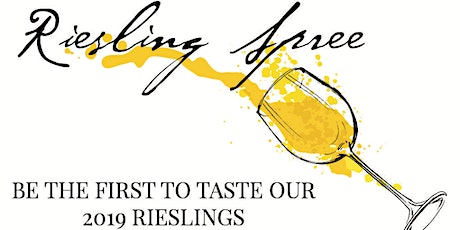 RIESLING SPREE tickets