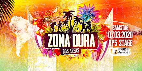 ZONA DURA - DOS AREAS // SA 07.03.20 // RP5 Stage tickets