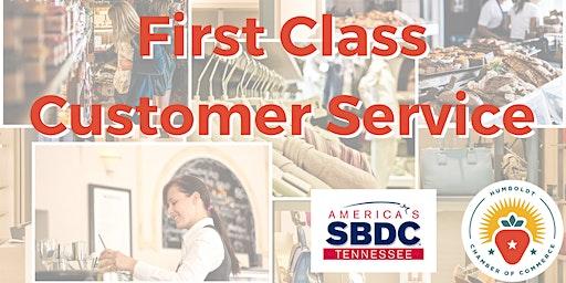 First Class Customer Service Workshop