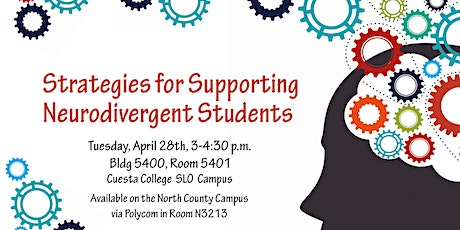 Strategies for Supporting Neurodivergent Students tickets