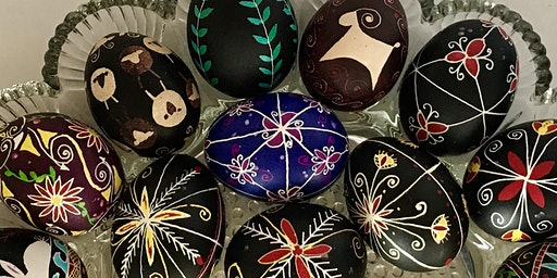 Ukrainian Easter Eggs: Full Course