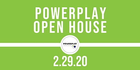PowerPlay SF Open House tickets