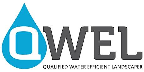 Qualified Water Efficient Landscaper Training tickets