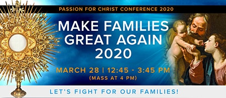 Make Families Great Again 2020