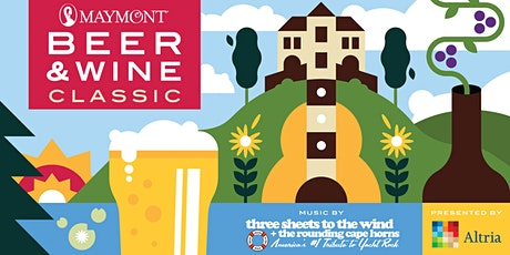 Postponed Beer & Wine Classic at Maymont tickets
