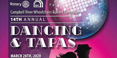 14th Annual Dancing & Tapas tickets