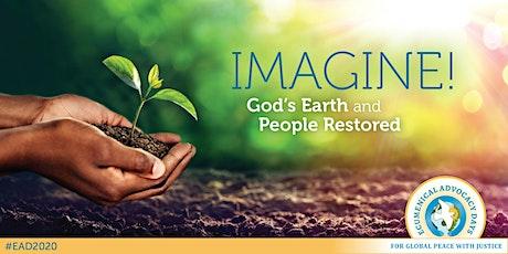 Ecumenical Advocacy Days 2020 Registration tickets