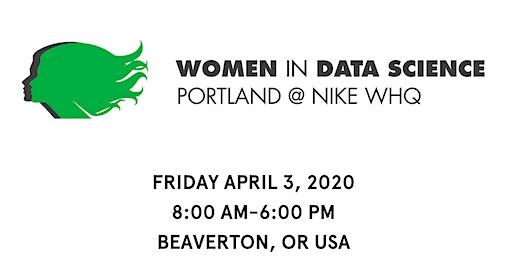 WiDS Portland @ NIKE World Headquarters