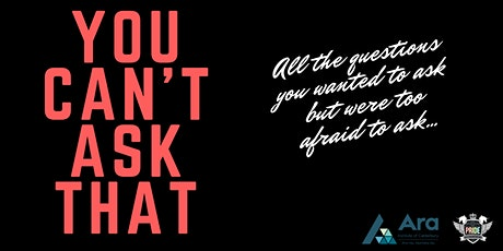 You Can't Ask That! tickets