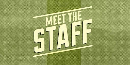 Meet the Staff Luncheon